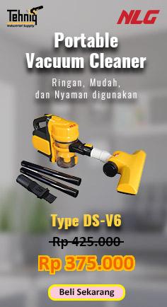 Promo Vacuum cleaner NLG